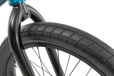 "Radio 2019 Valac 20"" Complete BMX Bike 20.75"" TT Cyan Purple Fade alternate image 6"