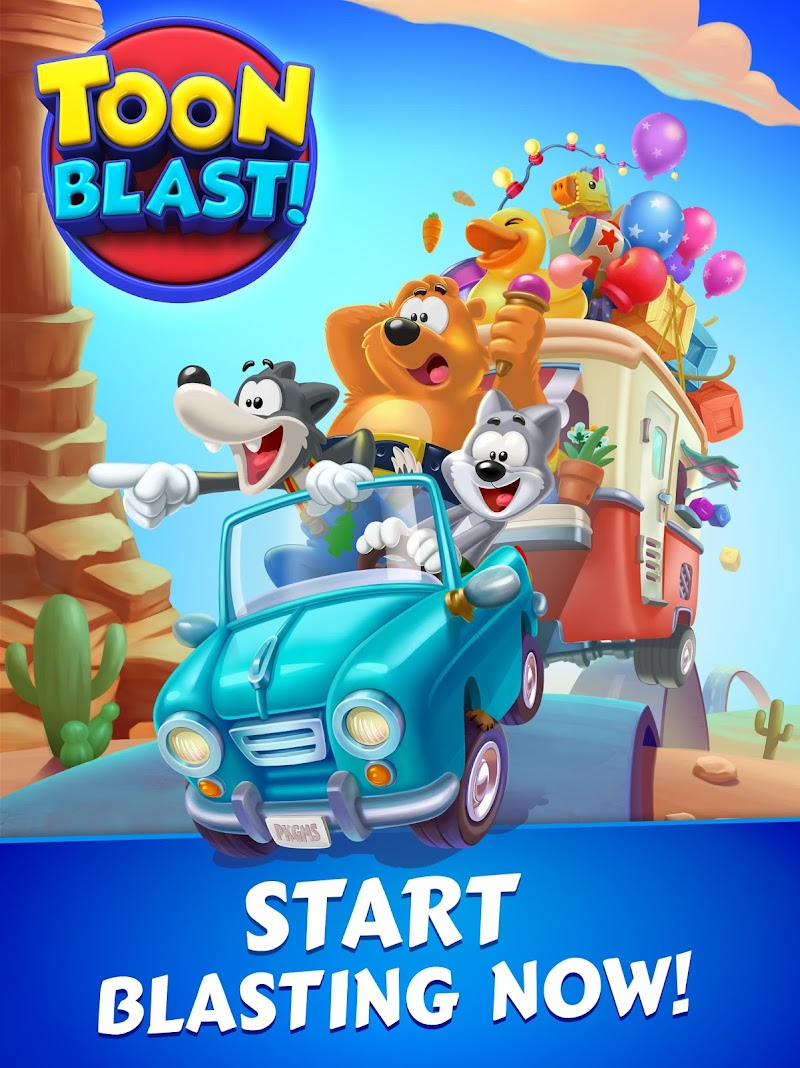 Toon Blast Screenshot 9