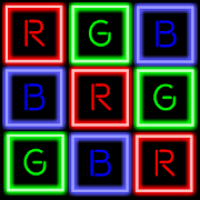 Color Matching Game RGB