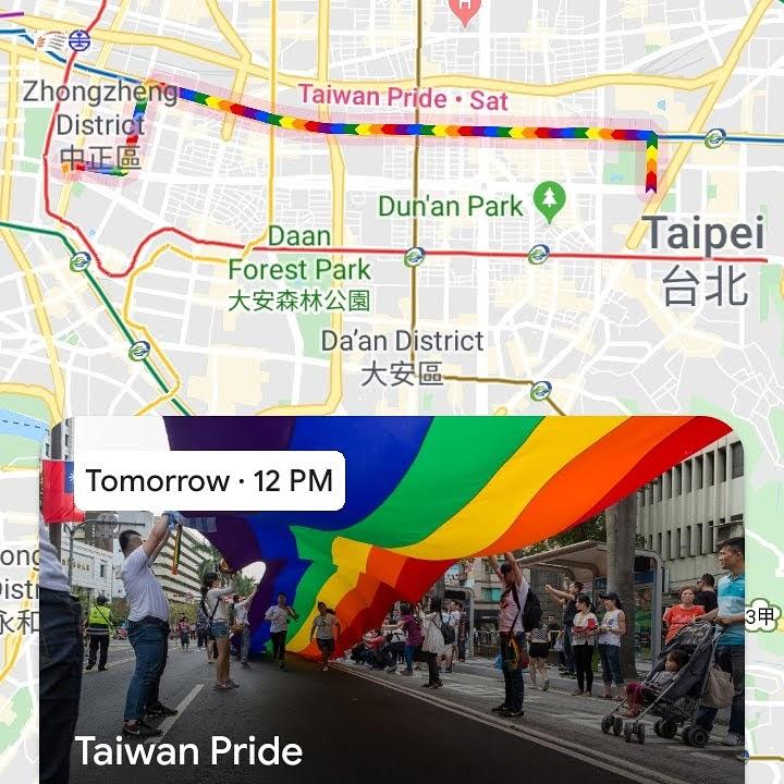 Taiwan Pride 2019 3