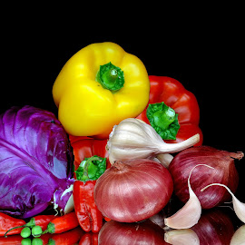 Ingredients  by Asif Bora - Food & Drink Ingredients (  )