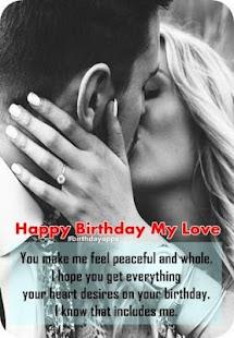 Happy birthday my love apps on google play screenshot image m4hsunfo