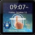 Fingerprint Lock Scanner PRANK icon