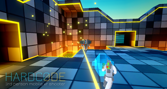 Hardcode (VR Spiel) Screenshot
