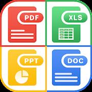 Document Reader - Word, PDF, XLXS, PPT, Txt Files