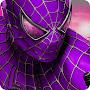 Super Spider Hero City Battle