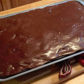 HERSHEY'S SYRUP BROWNIES Recipe
