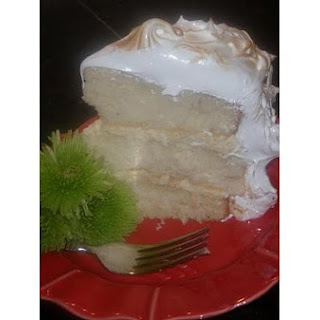 Outrageous-Coconut-Cream Meringue Cake