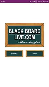 Black Board – The Learning App 1