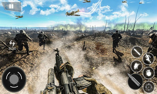 World War II Survival: FPS Shooting Game  screenshots EasyGameCheats.pro 4