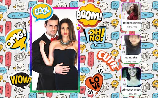 Video chat - a dating platform for sexy women 5 screenshots 16