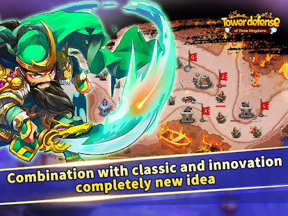 Tower defense of Three Kingdoms for PC-Windows 7,8,10 and Mac apk screenshot 7