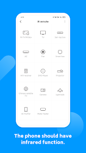 Mi Remote controller - for TV, STB, AC and more 5.9.9G