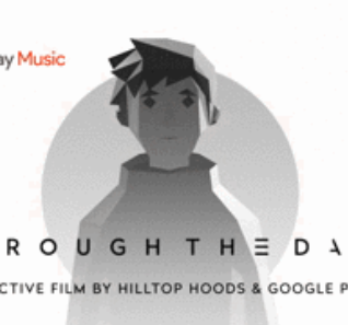 Through The Dark By Google Play Music Experiments With Google