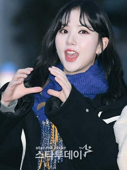 Ia jadi satu-satunya idol wanita yang berhasil dipilih masuk oleh netizen Korea loh!