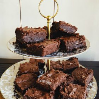 Almond Flour Chocolate Brownies Recipe