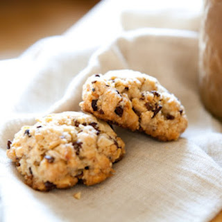 Almond Meal Cookies with Coconut and Cacao Nibs Recipe