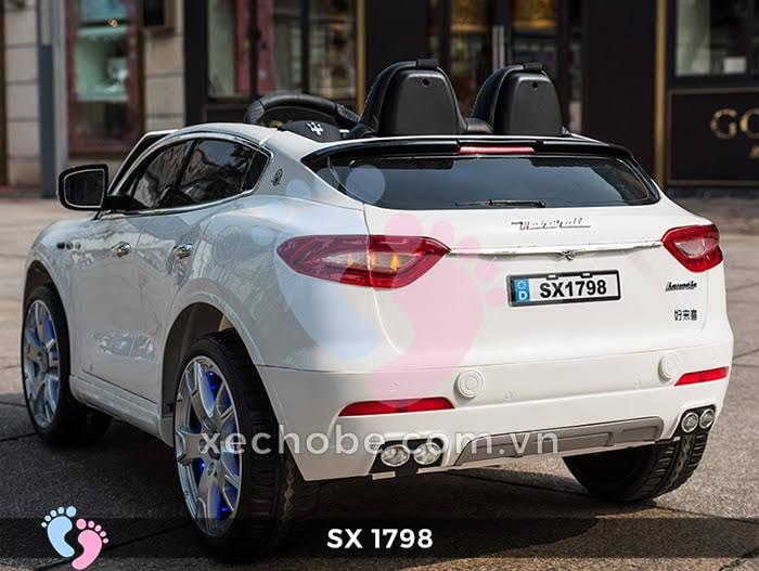 Xe hơi điện cho bé Maserati SX-1798 4
