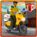 3D Ultimate Pizza Delivery Boy icon