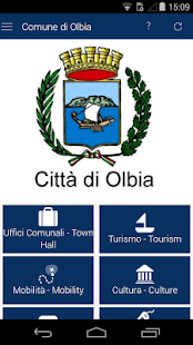 Olbia Official APP- miniatura screenshot