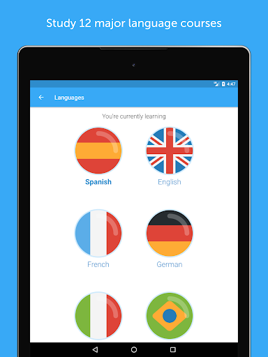 busuu - Easy Language Learning 12.2.1.27 screenshots 6