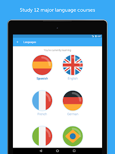 Lingvist Learn French Spanish Other Languages Screenshot