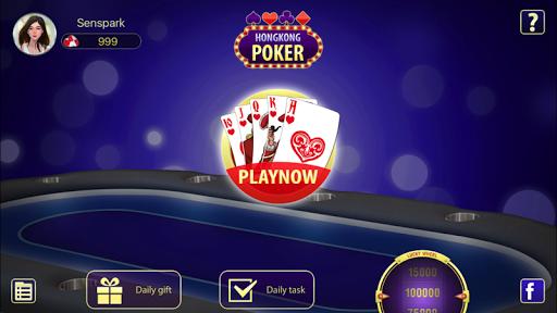 Hong Kong Poker android2mod screenshots 1