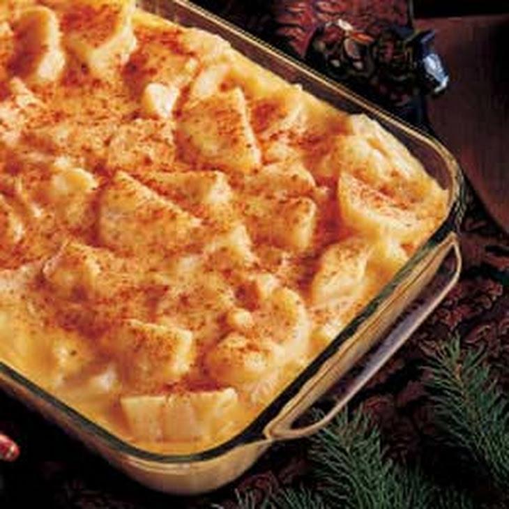 Hearty Cheese Potatoes