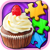 Cake & Candy Jigsaw Puzzle