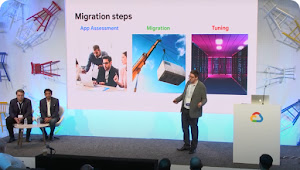 Google Cloud Next '19: Tools for migrating your databases to Google Cloud