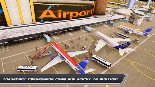 Airplane Real Flight Simulator 2020: Pro Pilot 3d  screenshots 8