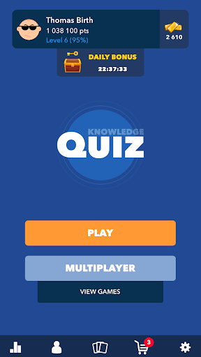 General Knowledge Quiz apkpoly screenshots 1