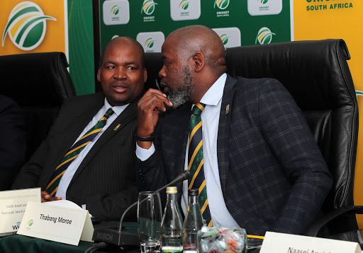 Sunfoil calls for the removal of Cricket SA CEO Moroe and president Nenzani