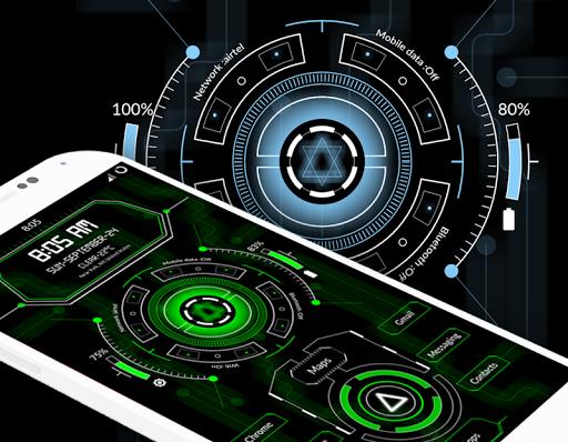 Circuit Launcher 2 - Next Generation Theme 2019 12.0 screenshots 2