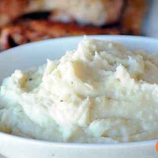 Grilled Mashed Potatoes.
