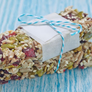Back to School Vegan Granola Bars- Gluten & Nut Free