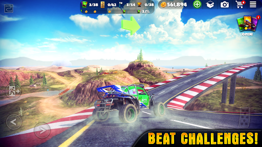 Off The Road - OTR Open World Driving APK MOD screenshots 2