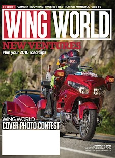 Wing World Magazine- screenshot thumbnail