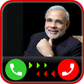Fake Call Narendra Modi
