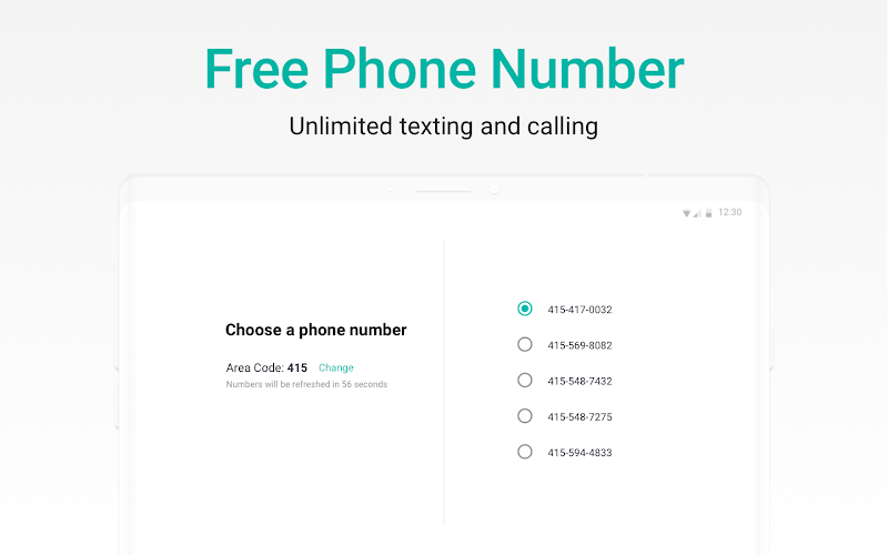 2ndLine - Second Phone Number Screenshot 8