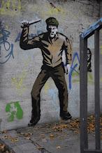Photo: wallpainting