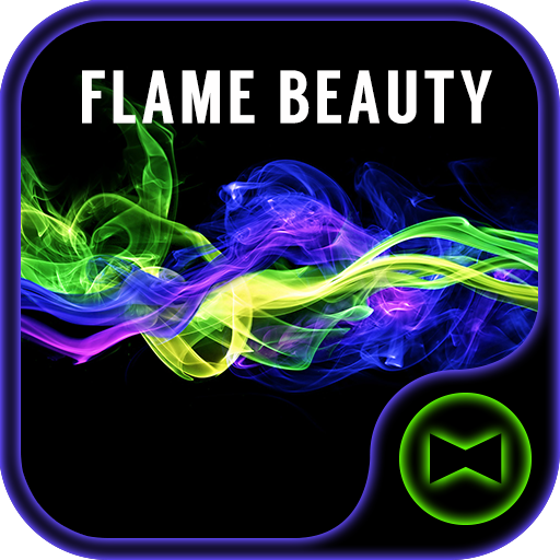 Flame Beauty Wallpaper Icon
