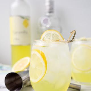 Limoncello Vodka Cooler Recipe