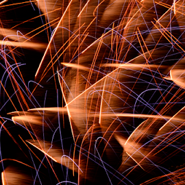 by Randy Wilkinson - Abstract Fire & Fireworks (  )