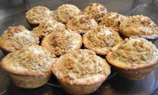 Banana Wheat Germ Muffins Recipe