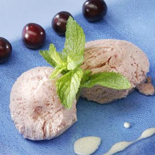 Tart Cherry Ice Cream.
