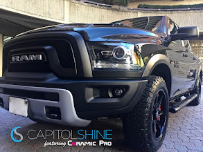 Photo: 2017 Dodge Ram with Ceramic Pro by Capitol Shine in Arlington, Virginia