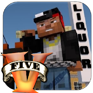 Game Mod GTA 5 for Minecraft Pro APK for Windows Phone