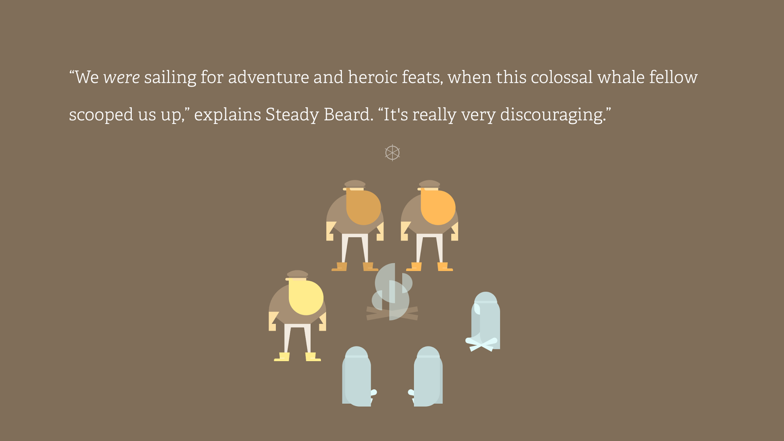 Burly Men at Sea- screenshot