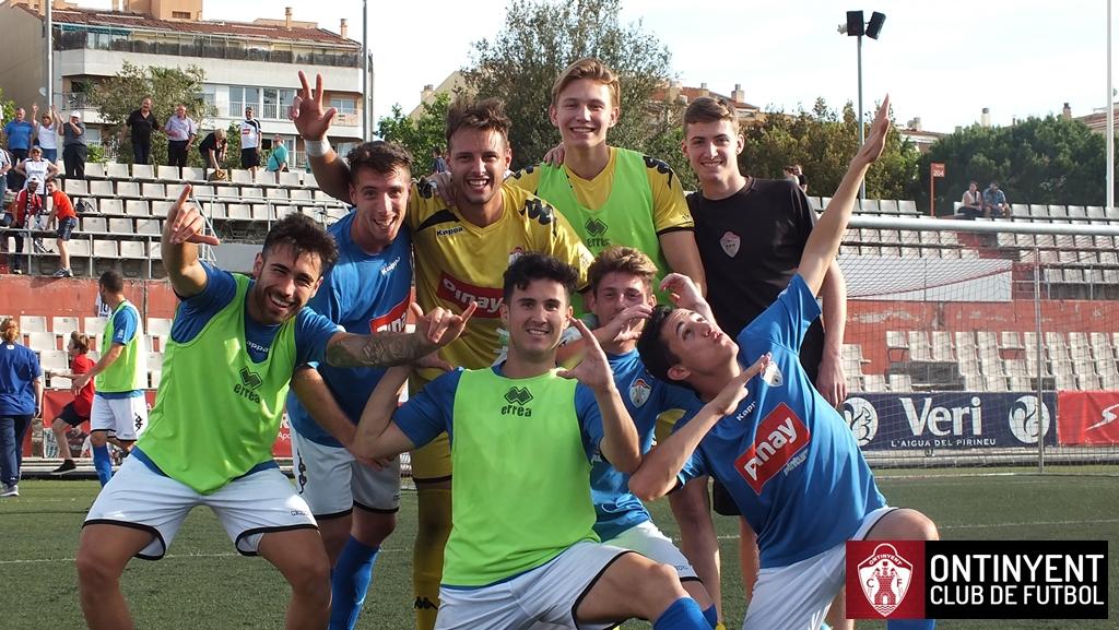 Terrassa FC 0 - Ontinyent CF 1